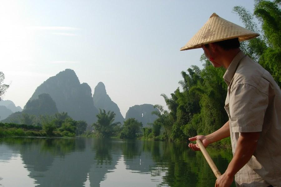 foto kinesisk farmor