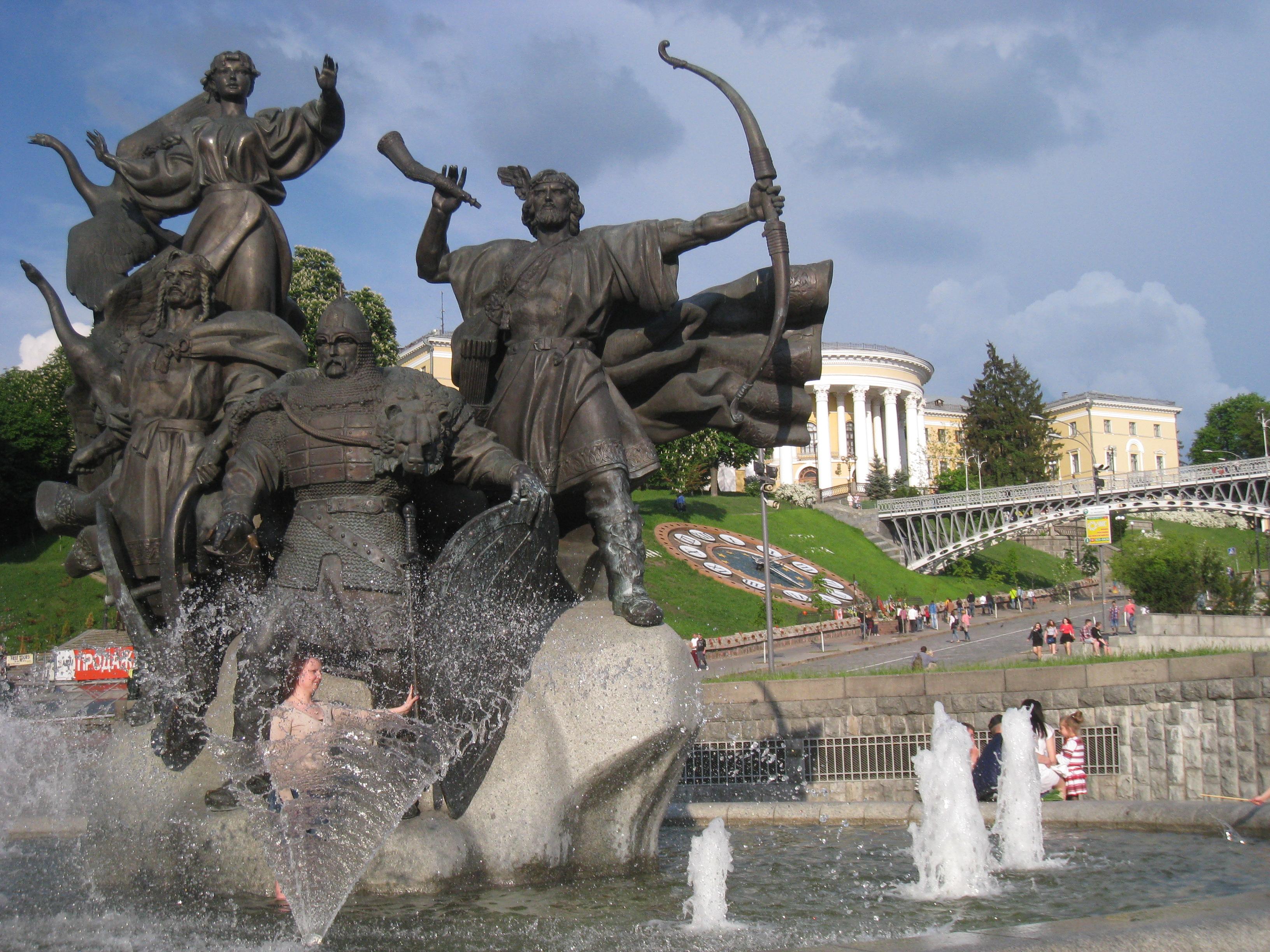 rejse til ukraine